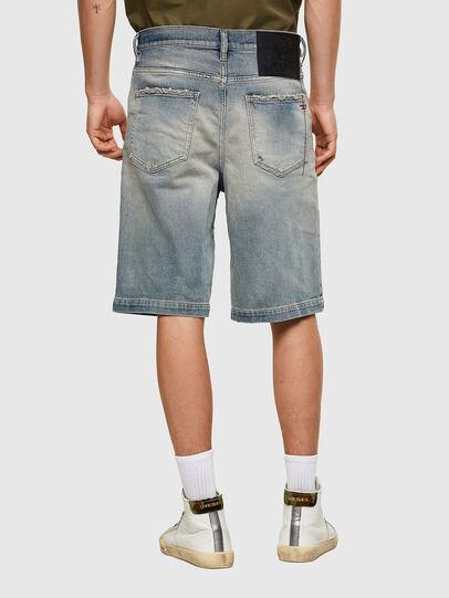 Diesel - D-MACS-SHORT, Azul Claro - Shorts - Image 2