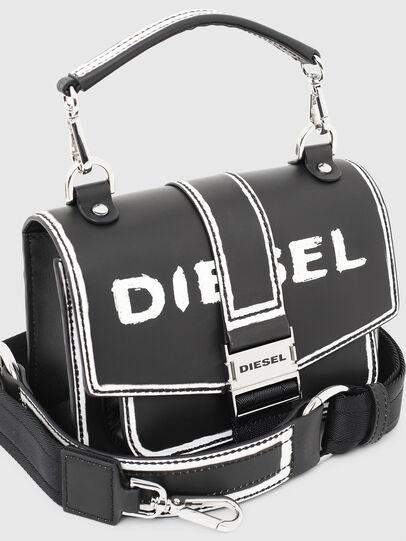 Diesel - MISS-MATCH CROSSBODY, Negro/Blanco - Bolso cruzados - Image 4