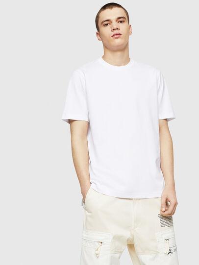 Diesel - T-KIRILL, Blanco - Camisetas - Image 1