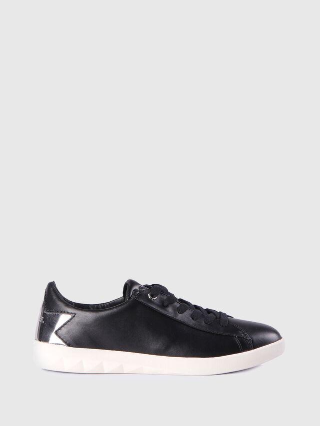 Diesel - S-OLSTICE LOW W, Negro - Sneakers - Image 1