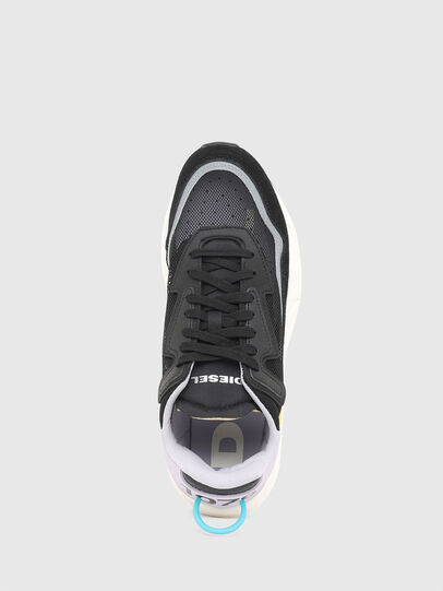 Diesel - S-SERENDIPITY SM W, Negro/Morado - Sneakers - Image 6