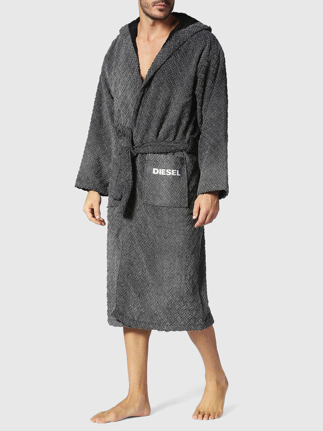 Diesel - 72302 STAGE size S/M, Gris oscuro - Bath - Image 1