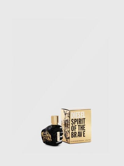 Diesel - SPIRIT OF THE BRAVE 35ML, Negro/Dorado - Only The Brave - Image 1