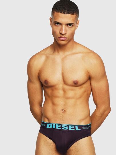 Diesel - 55-DBRIEF, Violeta Oscuro - Slips - Image 1