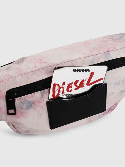 Diesel - NELUMBO, Rosa - Bolsas con cinturón - Image 7