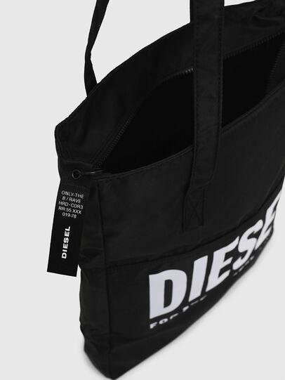Diesel - BBAG-TOTE, Negro - Accesorios de playa - Image 6