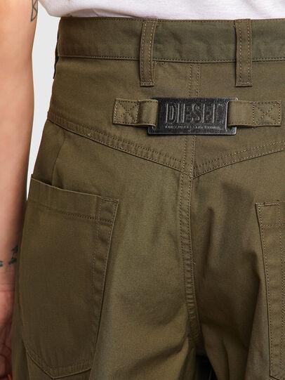 Diesel - P-JO-A, Verde Militar - Pantalones - Image 4