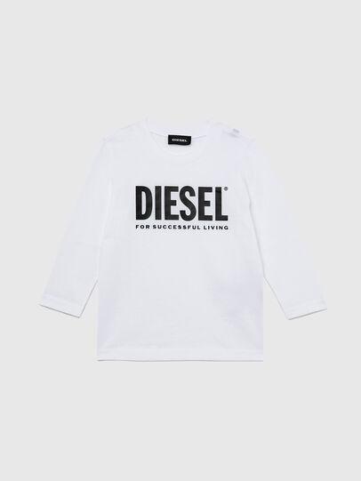 Diesel - TJUSTLOGOB ML-R,  - Camisetas y Tops - Image 1