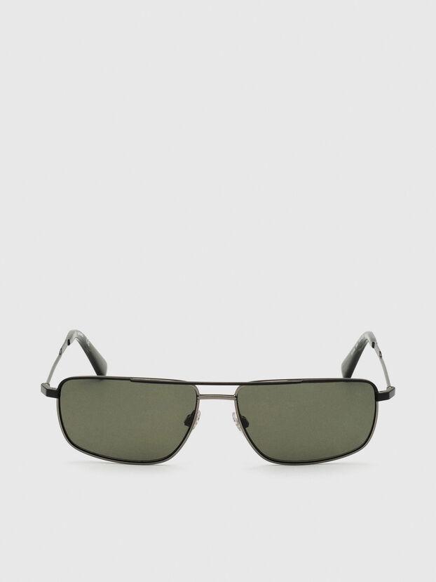 DL0308, Negro/Gris - Gafas de sol