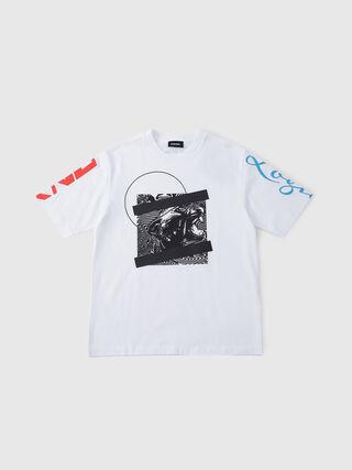 TJUSTSH OVER,  - Camisetas y Tops