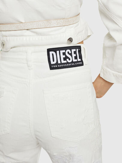 Diesel - D-Eiselle 069IJ, Blanco - Vaqueros - Image 5