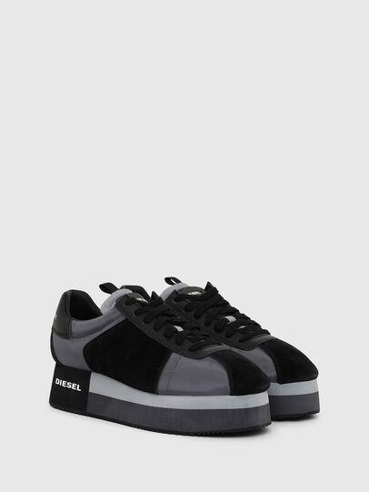 Diesel - S-PYAVE WEDGE, Azul/Negro - Sneakers - Image 2