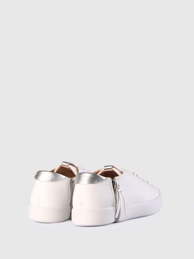 Diesel - S-NENTISH LC W, Blanco - Sneakers - Image 2