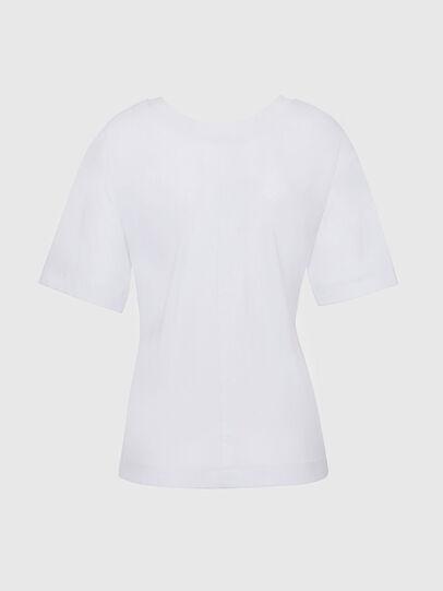 Diesel - T-SHEELA, Blanco - Camisetas - Image 2