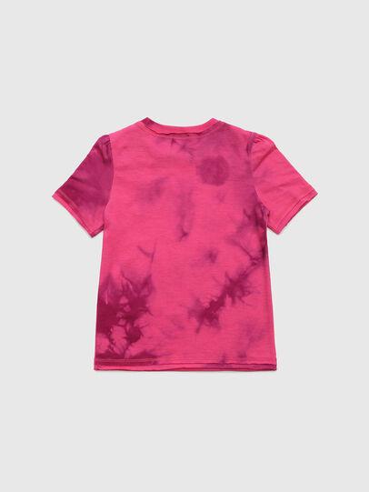 Diesel - TINTDB, Rosa - Camisetas y Tops - Image 2