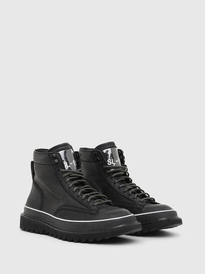 Diesel - H-SHIROKI DMBB, Negro - Sneakers - Image 2