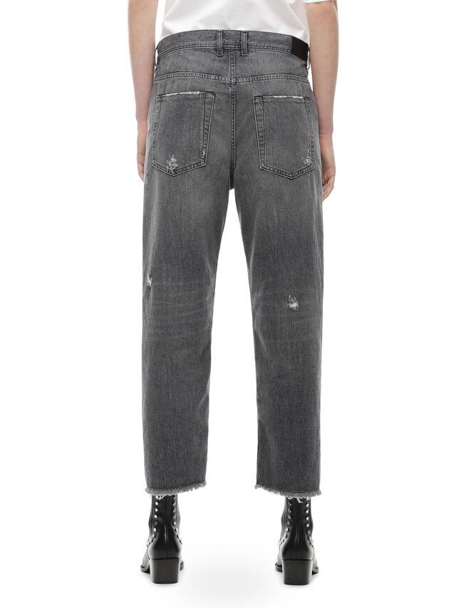 Diesel - TYPE-1815-RE, Grey Jeans - Vaqueros - Image 2