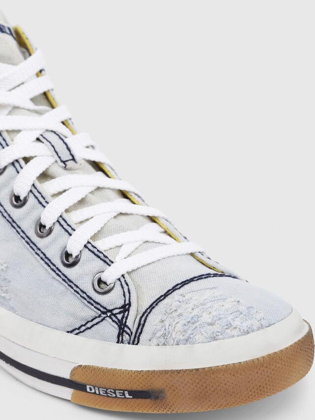 Diesel - EXPOSURE IV W, Azul Claro - Sneakers - Image 5