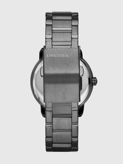 Diesel - DZ5428, Gris Metal - Relojes - Image 3