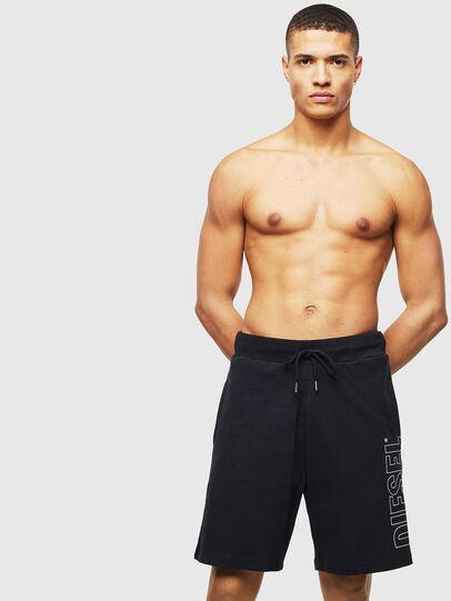 Diesel - UMLB-PAN, Negro - Pantalones - Image 1