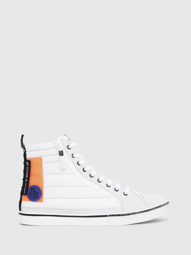 Diesel - D-VELOWS MID PATCH, Multicolor/Blanco - Sneakers - Image 1