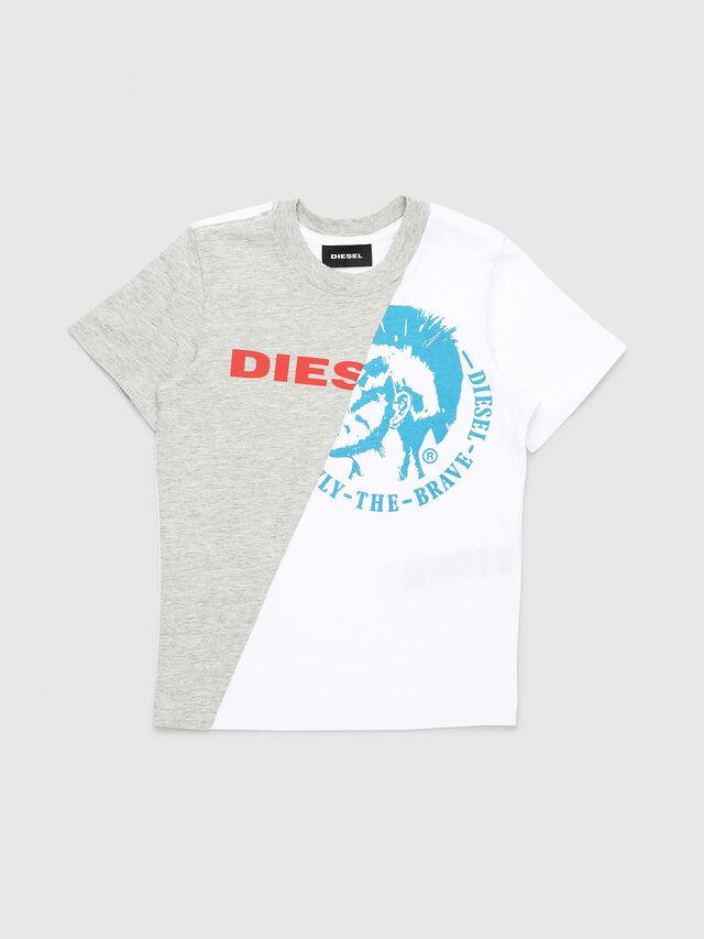 TICAB-R Niño Bebé  Camiseta en algodón  58dbcced0d75d