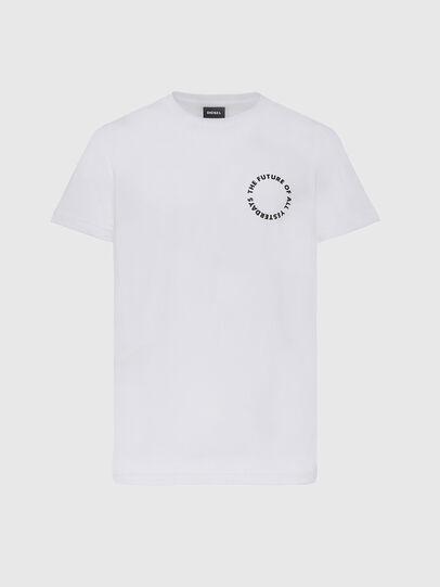 Diesel - T-DIEGOS-X46, Blanco - Camisetas - Image 1