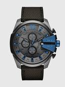 DZ4500, Negro/Azul - Relojes
