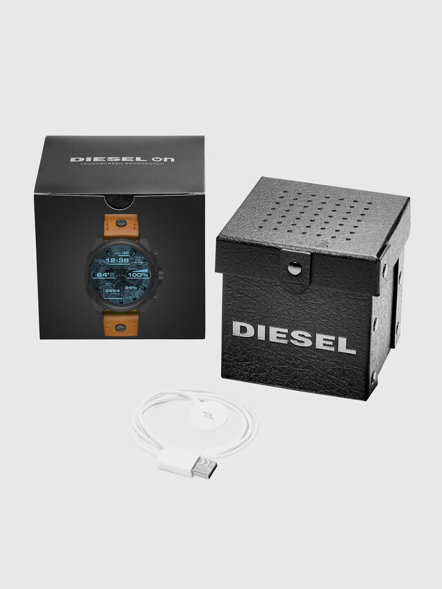 Diesel - DT2002, Marrón - Smartwatches - Image 5