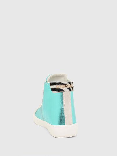 Diesel - S-MYDORI MC W, Celeste - Sneakers - Image 4