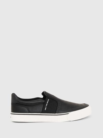 Diesel - S-FLIP SO, Negro - Sneakers - Image 1