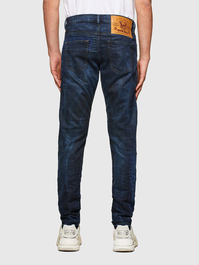 Diesel - D-Strukt JoggJeans® 069TY, Azul Oscuro - Vaqueros - Image 2