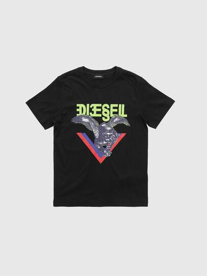 Diesel - TDIEGOA4, Negro - Camisetas y Tops - Image 1