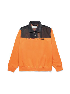 D-BNHILL-S, Naranja - Sudaderas