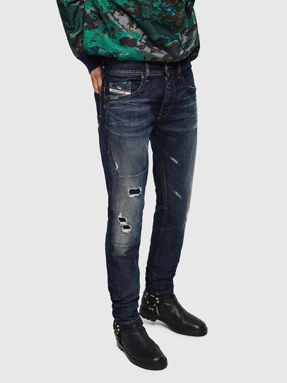 Diesel - Thommer 0890W, Azul Oscuro - Vaqueros - Image 1