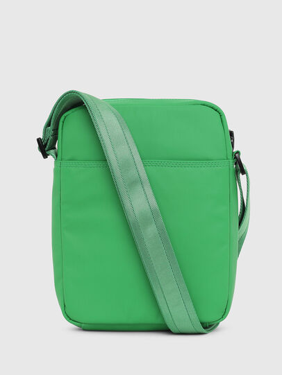 Diesel - F-BOLD SMALL CROSS, Verde - Bolso cruzados - Image 2