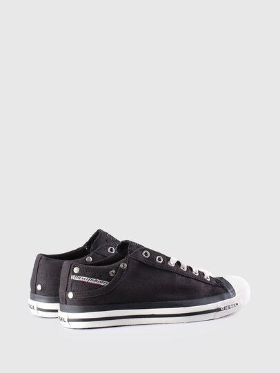 Diesel - EXPOSURE LOW W, Negro - Sneakers - Image 3