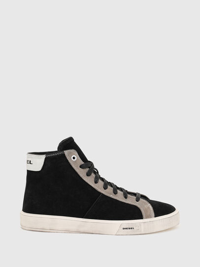 Diesel - S-MYDORI MC, Negro - Sneakers - Image 1