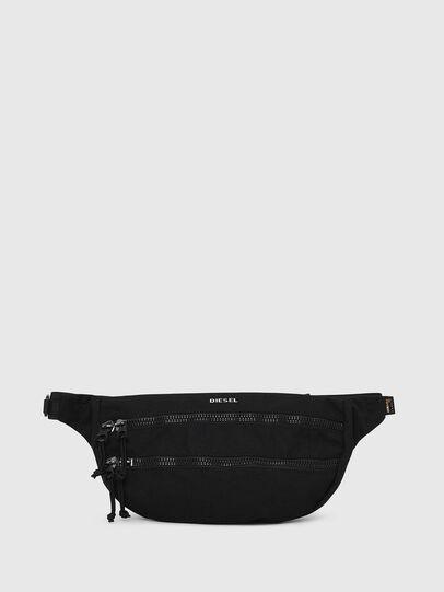 Diesel - F-URBHANITY BUMBAG, Negro - Bolsas con cinturón - Image 1