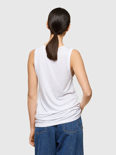 Diesel - T-ANK-A1, Blanco - Camisetas - Image 2