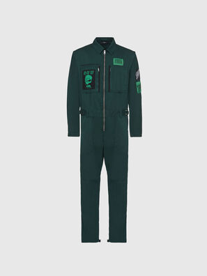 P-LARRY, Verde Oscuro - Pantalones