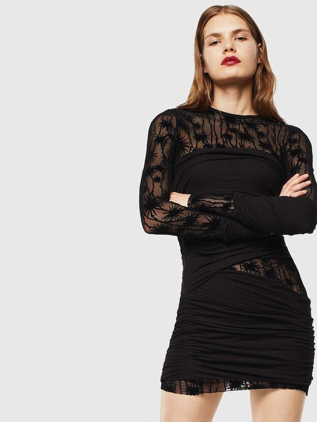 D-LARY, Negro - Vestidos