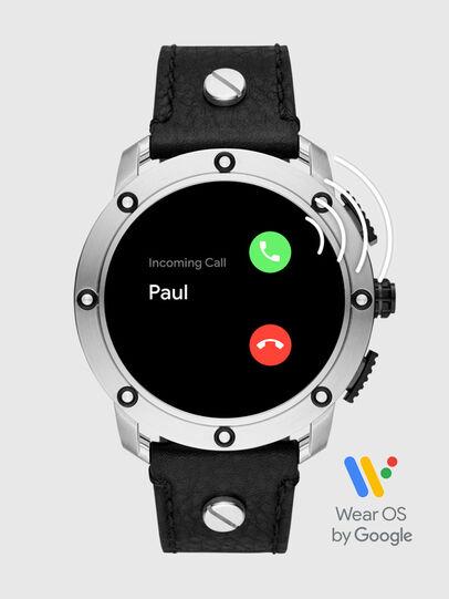 Diesel - DT2014, Negro/Plata - Smartwatches - Image 7