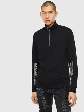 T-DIEGO-LS-DOLCE, Negro - Camisetas
