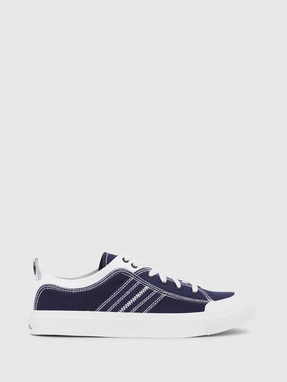 Diesel - S-ASTICO LOW LACE, Azul/Blanco - Sneakers - Image 1