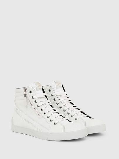 Diesel - D-STRING PLUS, Blanco - Sneakers - Image 2