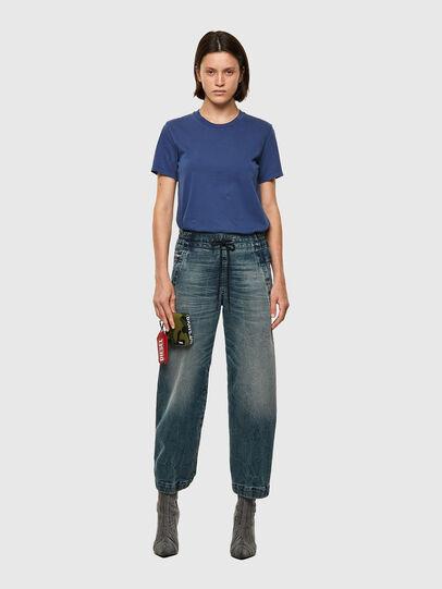Diesel - Krailey JoggJeans® 069YG, Azul medio - Vaqueros - Image 6