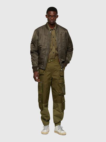 Diesel - P-CYAN, Verde Militar - Pantalones - Image 6
