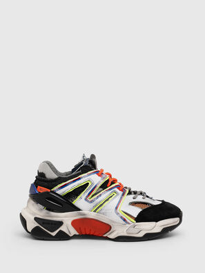 S-KIPPER SK, Blanco/Negro - Sneakers