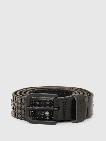 Diesel - B-GIO II, Negro - Cinturones - Image 1
